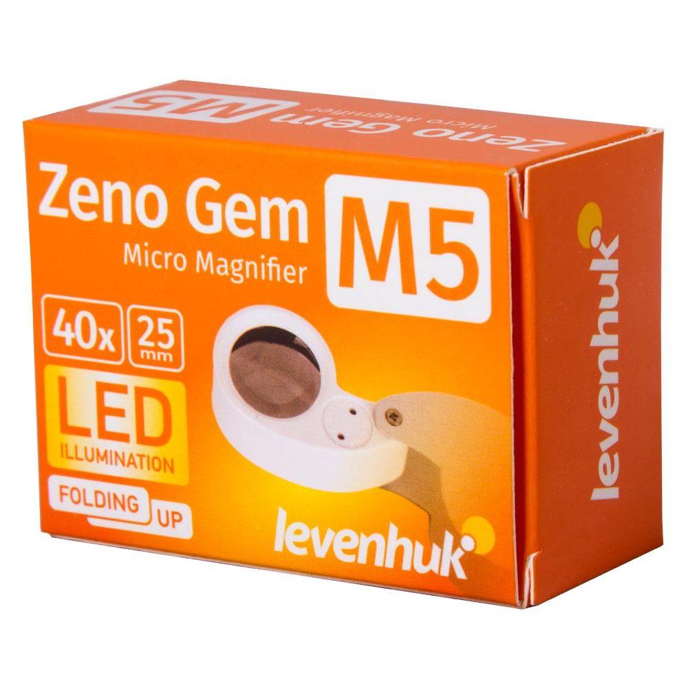 lupa Levenhuk Zeno Gem M5
