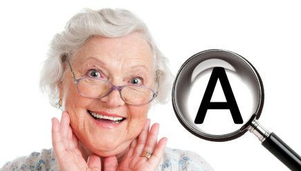 lupa dla seniora