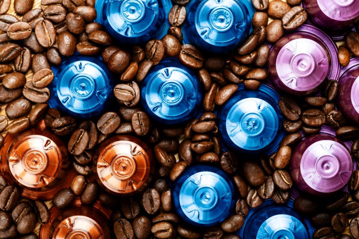 espresso coffee capsules